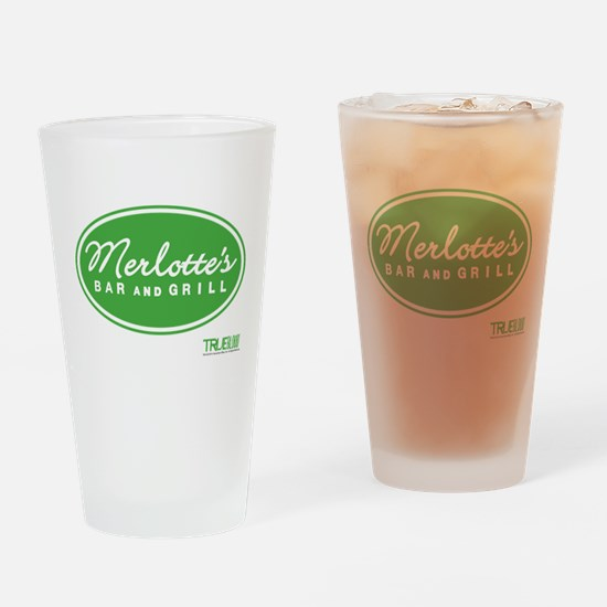 Merlotte's Bar and Grill Drinking Glass
