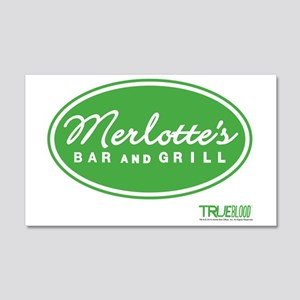 Merlotte's Bar and Grill 20x12 Wall Decal