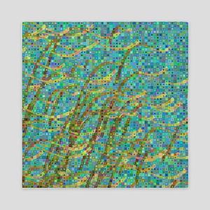 Algae mosaic Queen Duvet