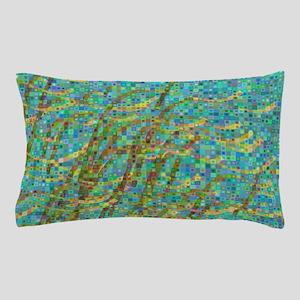 Algae mosaic Pillow Case