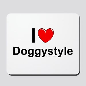 Doggystyle Mousepad