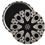 Forbidden Love Art Mandala Magnet