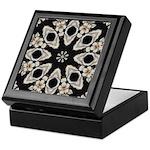 Forbidden Love Art Mandala Keepsake Box