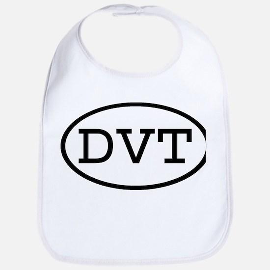 DVT Oval Bib