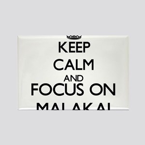 Keep Calm and Focus on Malakai Magnets