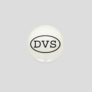 DVS Oval Mini Button