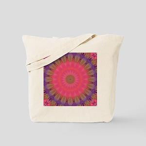 Divine Art Mandala Tote Bag