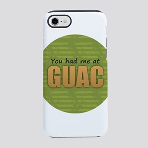 You Had Me at Guac iPhone 7 Tough Case
