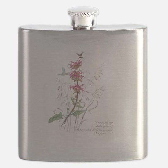 Hummingbird sage Flask