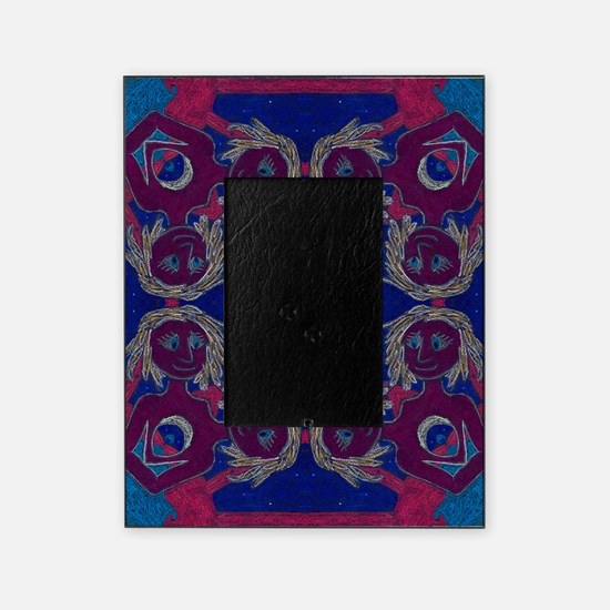 Agape Art Mandala Picture Frame