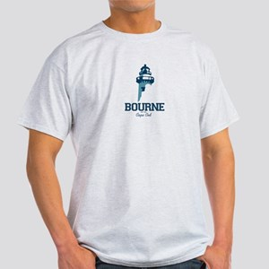 Bourne - Cape Cod. Light T-Shirt