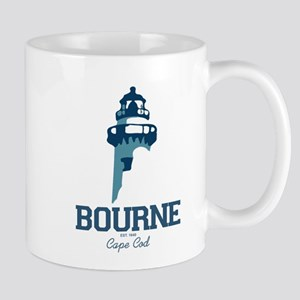 Bourne - Cape Cod. Mug Mugs
