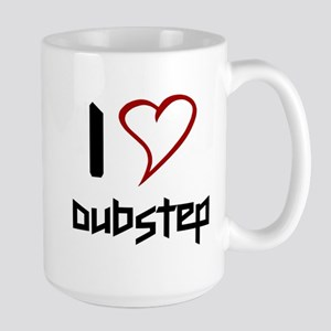 I love Dubstep Mugs