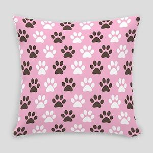 Paw Print Pattern Master Pillow