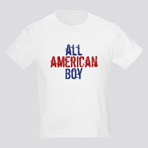 ALL American Boy Kids Light T-Shirt