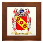 Hillam Framed Tile
