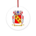 Hillam Ornament (Round)
