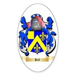 Hill Sticker (Oval 50 pk)