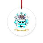 Hill 2 Ornament (Round)