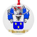 Hiler Round Ornament