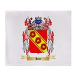 Hile Throw Blanket