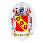 Hile Ornament (Oval)