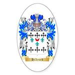 Hildyard Sticker (Oval)