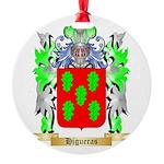 Higueras Round Ornament