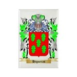 Higueras Rectangle Magnet (100 pack)