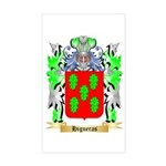Higueras Sticker (Rectangle)