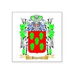 Higuera Square Sticker 3