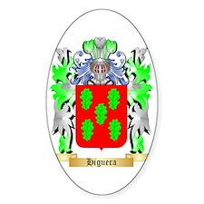 Higuera Sticker (Oval)