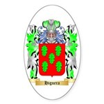 Higuera Sticker (Oval 50 pk)