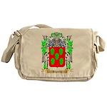 Higuera Messenger Bag