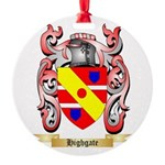 Highgate Round Ornament
