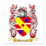 Highgate Square Car Magnet 3