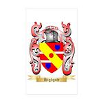 Highgate Sticker (Rectangle 10 pk)