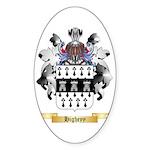 Higheyy Sticker (Oval 10 pk)