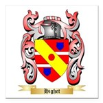 Highet Square Car Magnet 3