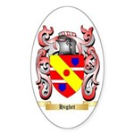 Highet Sticker (Oval 50 pk)