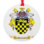 Higham Round Ornament