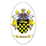 Higham Sticker (Oval 50 pk)