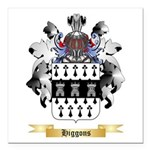 Higgons Square Car Magnet 3