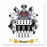 Higgon Square Car Magnet 3