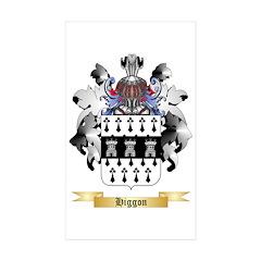 Higgon Sticker (Rectangle 50 pk)