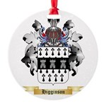 Higginson Round Ornament