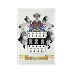 Higginson Rectangle Magnet (100 pack)