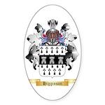 Higginson Sticker (Oval 50 pk)