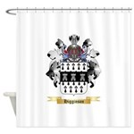 Higginson Shower Curtain
