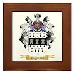Higginson Framed Tile